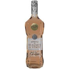Muscat Rose de Beaumes de Venise AC medaille dOr Orange 75 Cl. 15% Vol.