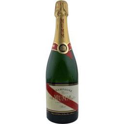 Mumm Cordon Vert Demis Sec Champagne 75 Cl.