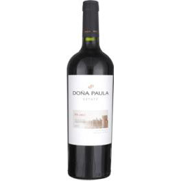 Dona Paula Malbec Estate -2009/10- 75 Cl. 14% Vol.