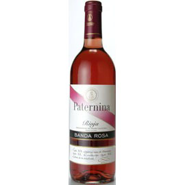 Paternina Banda Rosa - 2010 - Rioja 75 Cl. 13% Vol.