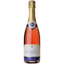 Cremant Alsace Mayerling Rose 75 Cl. 12% Vol.