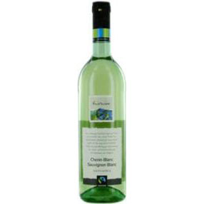 FAIR TRADE - Chenin Blanc & Sauvignon Blanc - 75 Cl. 12% Vol.