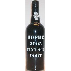 Porto Kopke Vintage - 2005 - 75 Cl. 20% Vol.