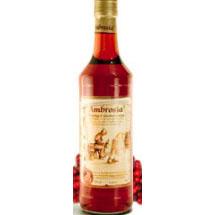 Ambrosia Honing Cranberrywijn 75 Cl. 12% Vol.