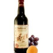 Ambrosia Honing Kruidenwijn rood 75 Cl. 12% Vol.