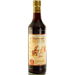 Ambrosia Honing Vlierbessenwijn 75CL. 12% Vol.