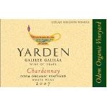 Yarden Chardonnay Odem (Organische wijn) -2010- 75 Cl. 14,5% Vol.
