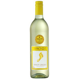 Gallo Barefoot Pinot Grigio 75 Cl. 12,5% Vol.