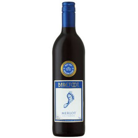 Gallo Barefoot Merlot -2007- 75 Cl. 13,5% Vol.