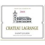 Ch. Larange St. Juliën 3e Grand Cru Classé -2008- 75 Cl.