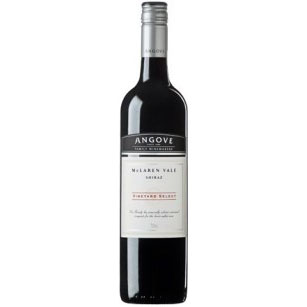 Angove Vineyard Selection Shiraz - 2009 - 75 Cl. 14,5% Vol.