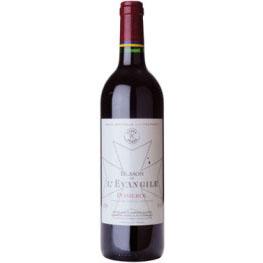 Blason De l'Evangile is de 'tweede wijn' van Château L'Evangile
