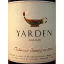Yarden Cabernet sauvignon - 2007/08 - 75 Cl. 14,5% Vol.