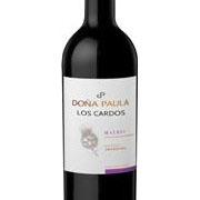 Dona Paula Los Cardos Malbec -2009/10- 75 Cl. 14% Vol.
