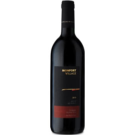 Montfort-Village - Carignan - 2010 - 75 Cl - 11,5% Vol.