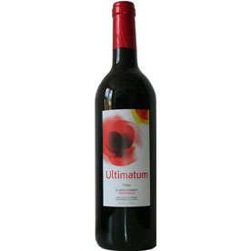 Ultimatum Tempranillo -2007- 75 Cl. 13,5% Vol.