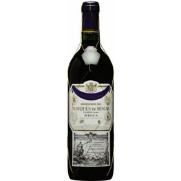 Marqués de Riscal Gran Reserva -2001- 75 Cl. 14% Vol.