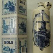 Bols Jonge 70 Cl. Delftsblauwe Kruik