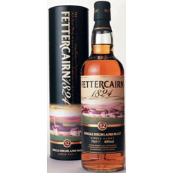 Fettercarin Highland Single Malt 12 Years 70 Cl. 40% Vol.