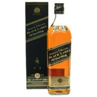 Johnnie Walker Black Label 12 Years 70 Cl. 40% Vol.