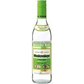 Moskovskaya vodka 38% Vol. 70Cl