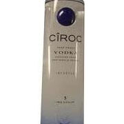 Ciroc vodka 40% Vol, 70 Cl
