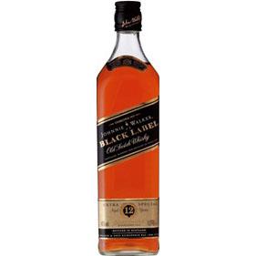 Johnnie Walker Black Label 12 Years 100 Cl. 43% Vol.