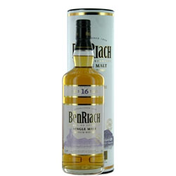 BENRIACH 16 Years Single Malt Classic Speyside 70 Cl. 43% Vol.