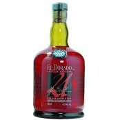 El Dorado 21 Years Old Rum 70 Cl. 40% Vol.