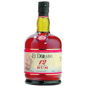 El Dorado 12 Years Old Rum 75 Cl. 40% Vol.