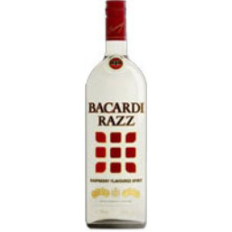 Bacardi Razz 100 Cl. 32% Vol.