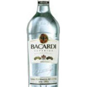 Bacardi Superior 100 CL. 37,5% Vol.