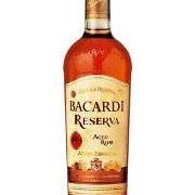 Bacardi Reserva 70 Cl. 40% Vol.
