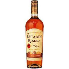Bacardi Reserva 70 Cl. 40% Vol.