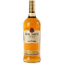 Bacardi Gold 100 Cl. 37,5% Vol