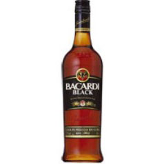 Bacardi Black 100 Cl. 37,5% Vol.