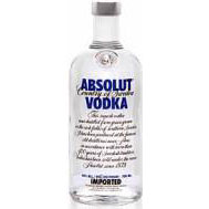 Absolut Blue Vodka 70 Cl. 40% Vol.