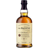 The Balvenie Portwood 21 Years 70 Cl. 40% Vol.