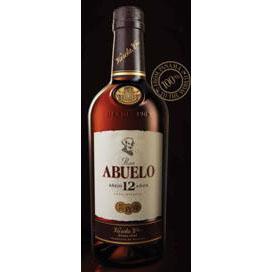 Ron Abuelo - 12 Años Gran Reserva - 70 Cl. 40% Vol.