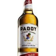 Paddy Irish Whiskey - 100 Cl. 40% Vol.
