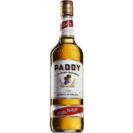 Paddy Irish Whiskey - 100 Cl. 40% Vol.