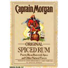 Captain Morgan Spiced Rum 100 Cl. 35% Vol.