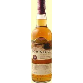 Tomintoul Speyside Glenlivet 10 Years 70 Cl. 40% Vol