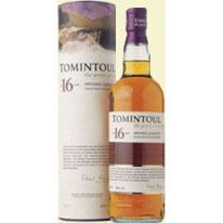 Tomintoul Speyside Glenlivet 16 Years 70 Cl. 40% Vol.