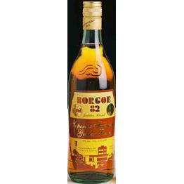 Borgoe 82 Rum 70 Cl. 38% Vol.