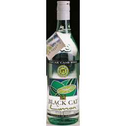 Black Cat Limon 70 CL. 35% Vol.