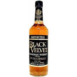 Black Velvet Canadian Whisky 100 Cl. 40% Vol.