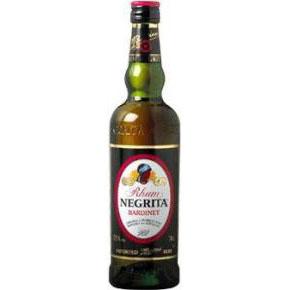 Negrita Rum 100 Cl.