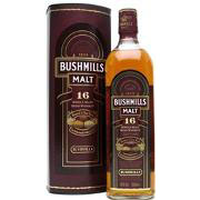 Bushmills 16 Years Three Wood 70 Cl. 40% Vol.