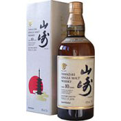 Suntory Yamazaki 10 Years Single Malt 40% Vol. 75 Cl.